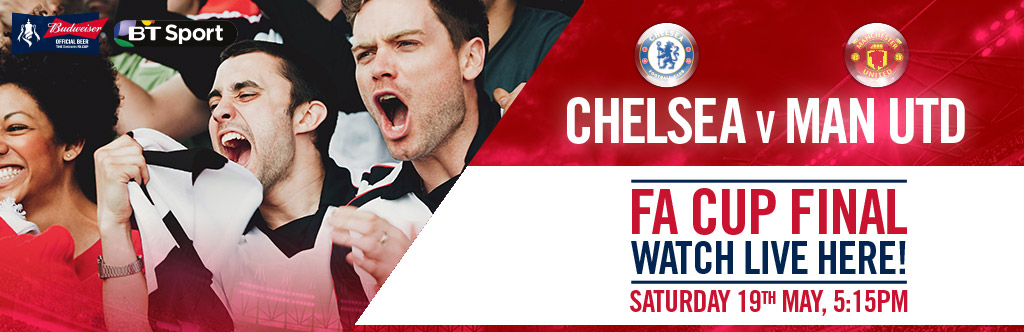 FA Cup Final Live at The Horseshoe Bar