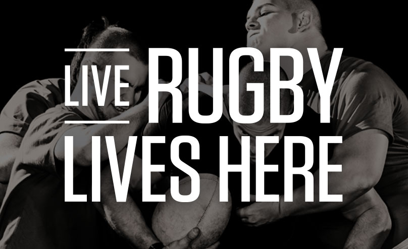 Watch Rugby at The Horseshoe Bar