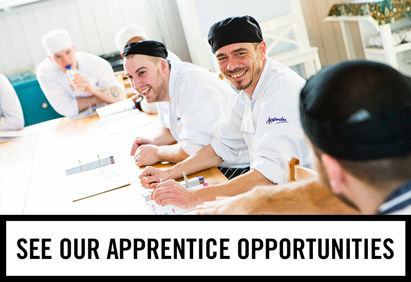 Apprenticeships at The Horseshoe Bar