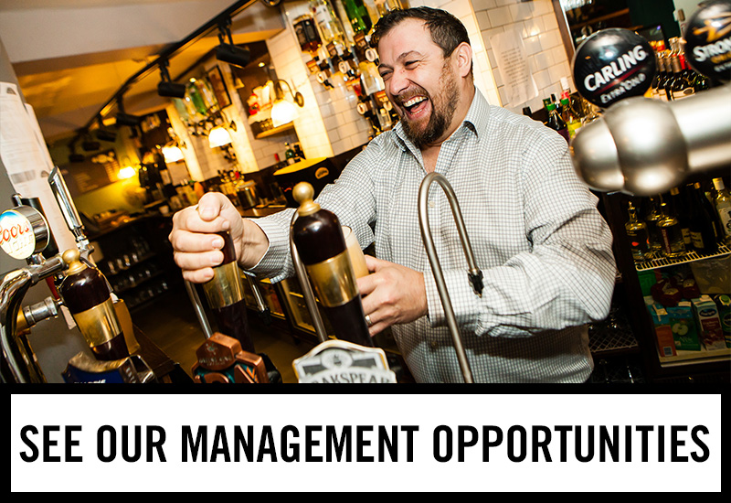 Management opportunities at The Horseshoe Bar